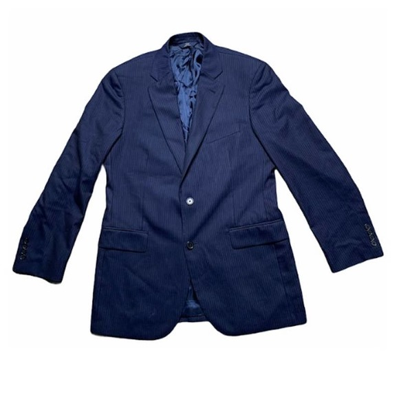 Brooks Brothers Two Button Wool Blazer Jacket Suit